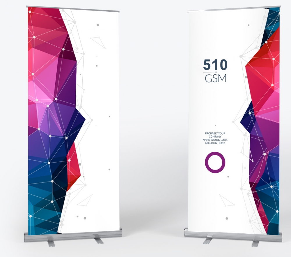 Quote Roller Banners
